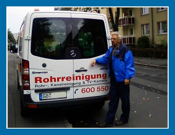 Göttinger Sanitärfachbetriebe GmbH - Rohrreinigung in Göttingen Hannover Bielefeld