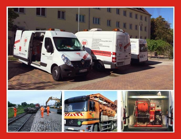 Rohr- Reinigungsdienst Ritter GmbH in Weichendorf Bamberg Forchheim