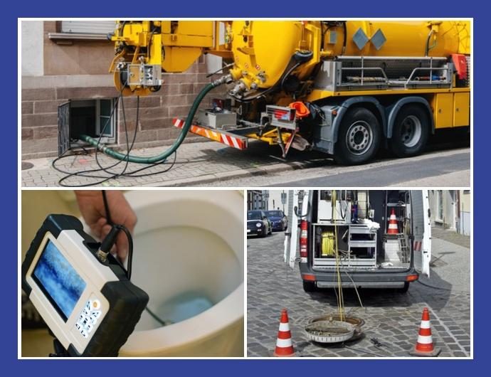 Abfluss-Hilfe-24 - Rohrreinigung in Berlin, Falkensee, Potsdam, Oranienburg