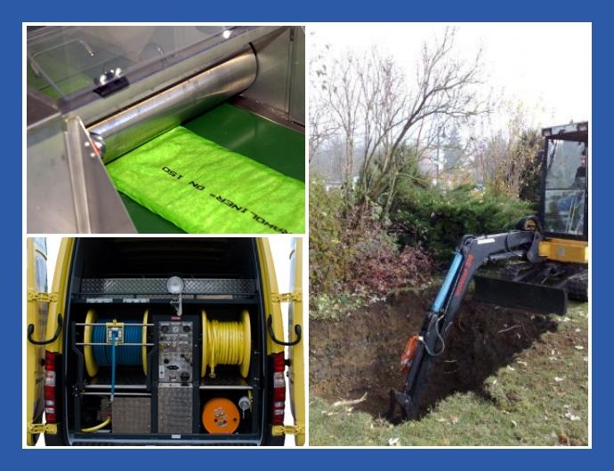 Abwassertechnik Kapp - Rohr- und Kanalservice in Dürbheim, Konstanz, Albstadt, Balingen