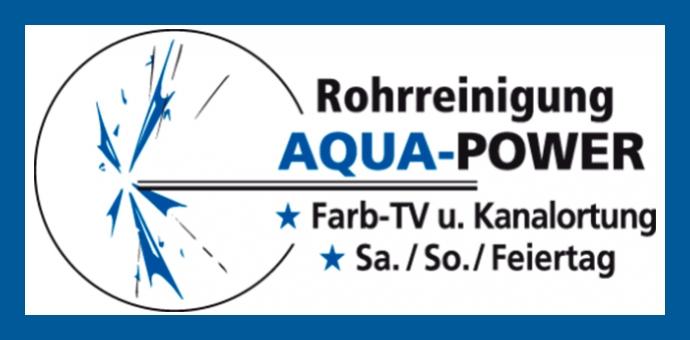 AQUA-POWER Rohrreinigung in Meersburg, Friedrichshafen, Konstanz, Ravensburg