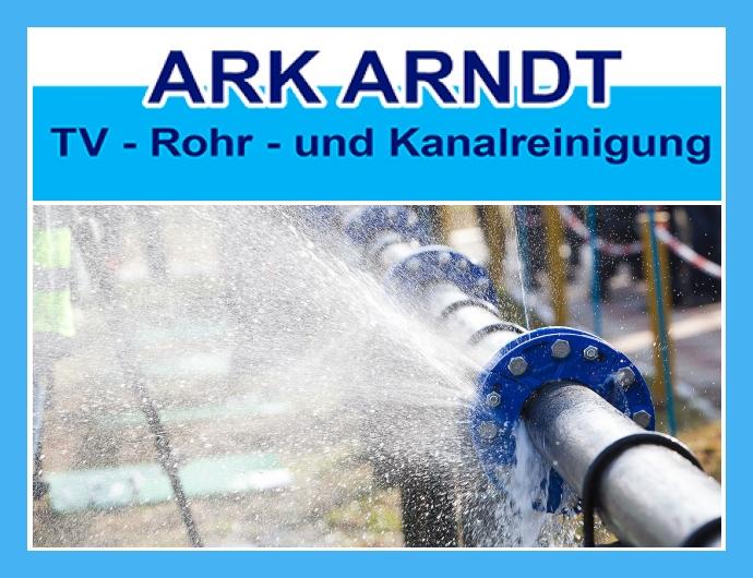 ARK-Arndt TV-Rohr- und Kanalreinigung in Zolling, München, Ingolstadt, Freising