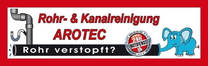 AROTEC Rohrreinigung - Notdienst in Bad Krozingen, Freiburg, Müllheim, Lahr