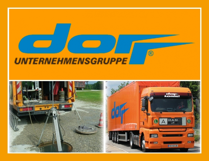 Dorr GmbH & Co. KG - Rohrreinigung in Kempten, Kaufbeuren, Memmingen