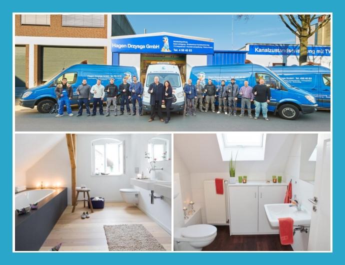 Hagen Drzysga GmbH - Rohrreinigung in Bremen nahe Oldenburg, Osterholz-Scharmbeck, Walsrode