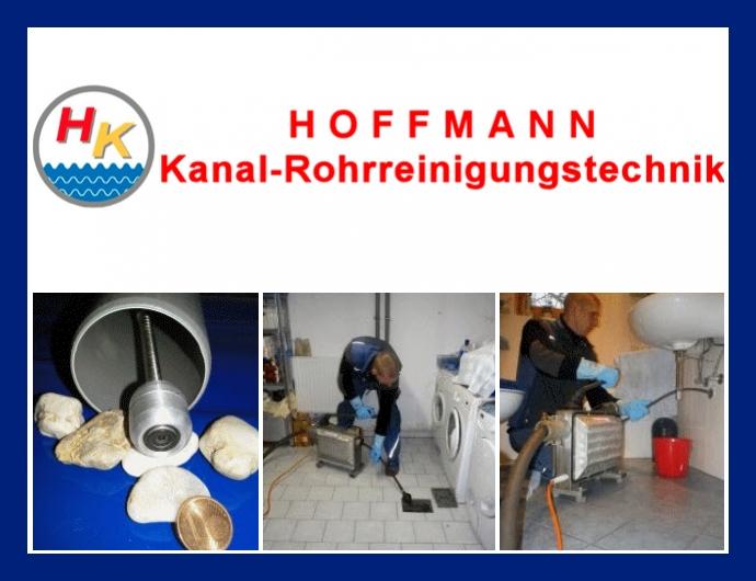 Hoffmann Kanal-Rohrreinigungstechnik in Oftersheim, Mannheim, Heidelberg, Brühl