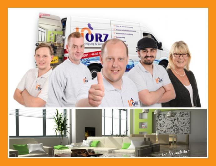 Horz Rohrreinigung & Sanierung - Fachbetrieb in Essen, Gelsenkirchen, Duisburg, Bochum