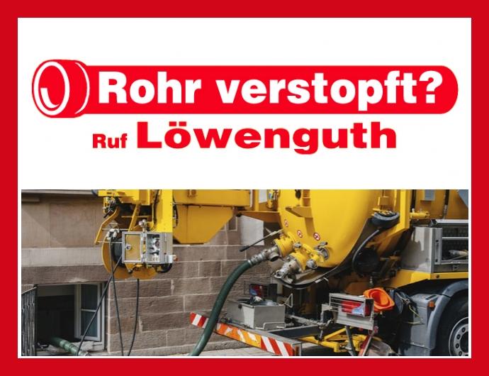 Kanal- u. Rohrreinigung Löwenguth - Notdienst in Montabaur, Koblenz, Limburg an der Lahn