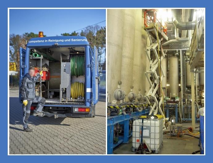 Kipp Umwelttechnik GmbH - Rohrreinigung in Bielefeld nahe Herford, Gütersloh, Bad Salzuflen