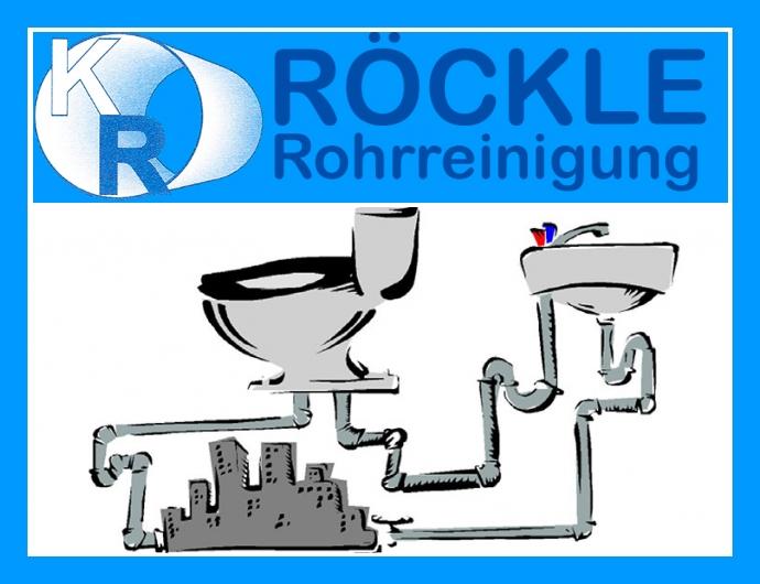 Röckle Rohrreinigung - Notdienst in Leonberg, Stuttgart, Böblingen, Ludwigsburg